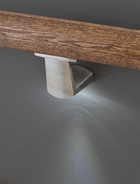 Contemporary Handrail Brackets  Modern Brackets