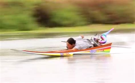 Long Tail Race Boat For Sale by Long Tail Boats Thailand S Outrageous Form Of Drag Boat
