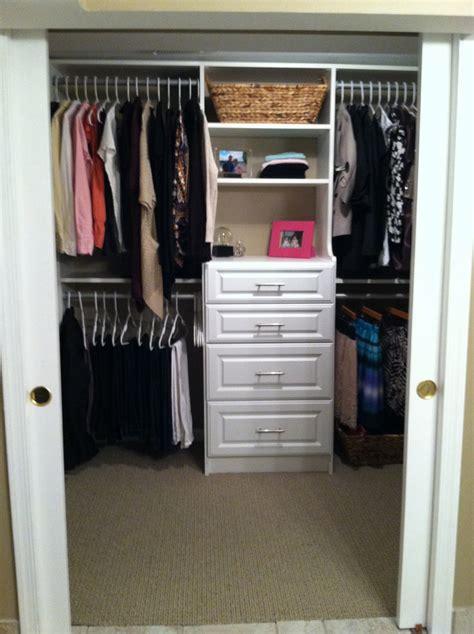 Small Bedroom Closet Organization Ideas Homesfeed
