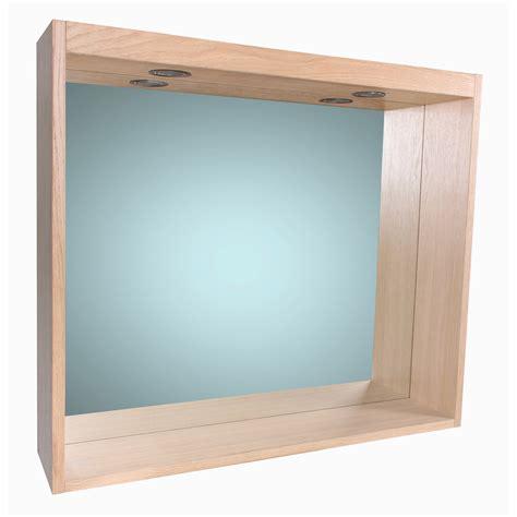 miroir avec etagere salle bain miroir salle de bain miroir pour salle de bain avec 3 tablettes