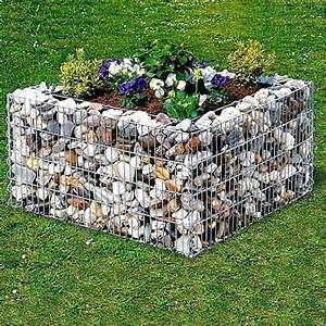 Kleines Beet Gestalten : blumenbeet mit steinen gestalten so beet anlegen die beste wohnkultur ~ Markanthonyermac.com Haus und Dekorationen