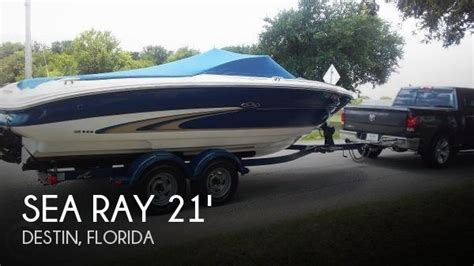 Sea Ray Boats For Sale Destin Florida by Boats For Sale In Destin Florida