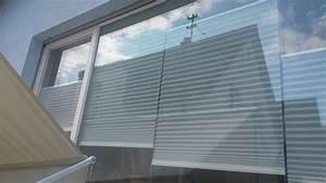 Plissee Für Große Fenster : die wohnzimmerfront als sichtschutz blog heimtextilien ~ Markanthonyermac.com Haus und Dekorationen