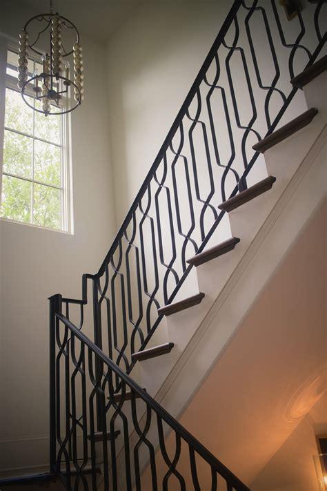 Wrought Iron Stair Railings  Custom Stairs Blog