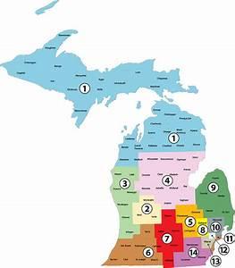 Michigan Voting Precinct Map | afputra.com
