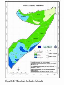 Somalia: FAO Eco-Climate Classification - Somalia | ReliefWeb