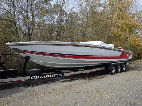 Boats For Sale In Lexington Mi by Cigarette New And Used Boats For Sale In Mi
