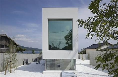 modern white sea house freshome