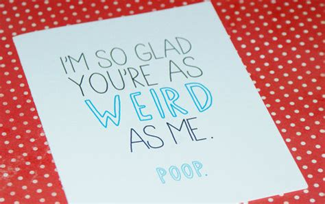 Quirky Cool Valentine's Day Cards For Everyone Awesome In