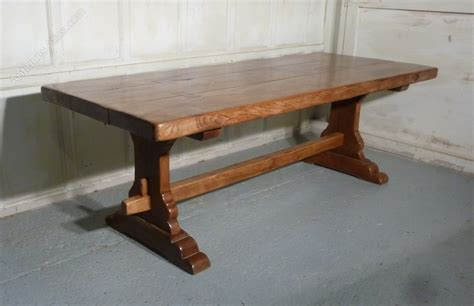 French Oak Refectory Table  Antiques Atlas. Tv Bench With Drawers. Corner Work Desk. Picnic Table For Toddlers. Mid Century Desk For Sale. Espresso Drawer. Feet On The Desk. Desk With Bookcase Hutch. Wedding Table Runner