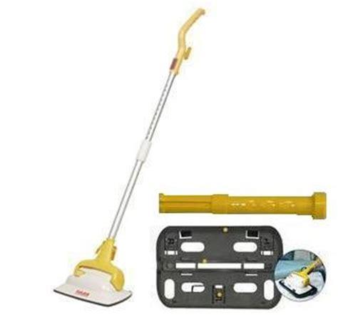 haan fs20 floor sanitizer steam mop cleaner with