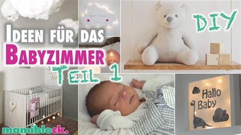 Ideen Für Das Babyzimmer  Diy  Roomtour Kinderzimmer