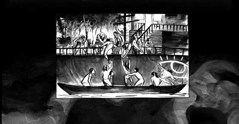 The Boat Nam Lee by Interactive Comic Commemorates The Tragic Story Of The