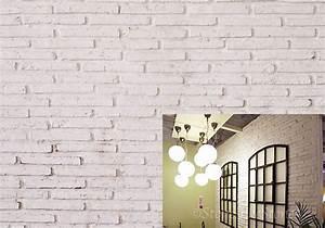 Wandverkleidung Aus Kunststoff : kunststoff wandverkleidung in ziegelwand optik weiss ladrillo blanca ~ Markanthonyermac.com Haus und Dekorationen