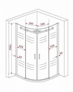 Schiebetür 80 Cm : rombo 80 x 80 cm glas schiebet r viertelkreis dusche duschkabine duschabtrennung ebay ~ Markanthonyermac.com Haus und Dekorationen