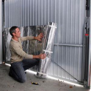 kit isolation porte de garage 1 rouleau 15 m 178 1 1 adh 233 sif