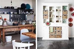Kleines Regal Küche : offene k chenregale stylen ~ Markanthonyermac.com Haus und Dekorationen