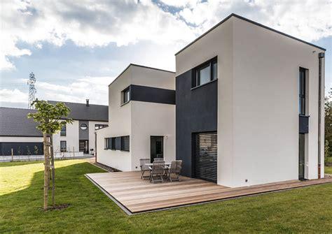 maison design et performante 224 ossature bois par innov habitat la maison bois par maisons bois