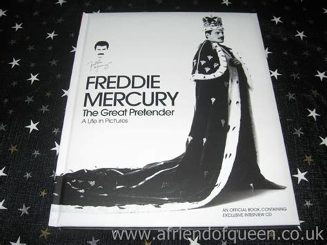 Freddie Mercury Books