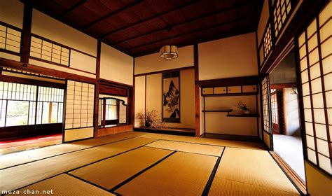 Traditional Japanese House, Tokonoma, Chigaidana And