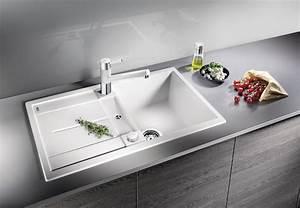 Waschbecken Arbeitsplatte Bad : tipps f r die k chenplanung obi ratgeber ~ Markanthonyermac.com Haus und Dekorationen
