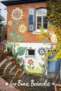 Deko Für Hauswand : die besten 25 mosaik ideen auf pinterest mosaik mosaikprojekte und mosaikkunst ~ Markanthonyermac.com Haus und Dekorationen