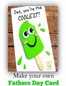 Fathers Day Card - Make Your Own Cards This Father's Day