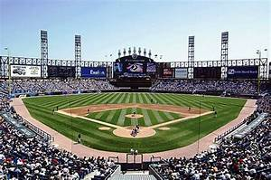 Chicago White Sox/U.S. Cellular Field Wall Mural