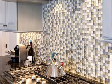 Mosaic Backsplashes Pictures, Ideas & Tips From Hgtv  Hgtv