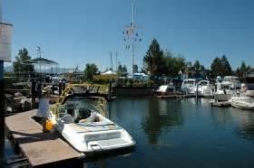 North Lake Tahoe Boat Storage by Tahoe Keys Marina Lake Tahoe Guide
