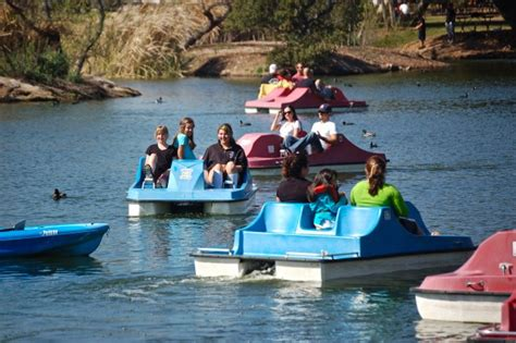 Pedal Boat Victoria by Fishing Cing And Playing A Guide To Santee Lakes