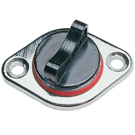 Boat Transom Plug by Ronstan 1 Quot Transom Drain With Plug West Marine