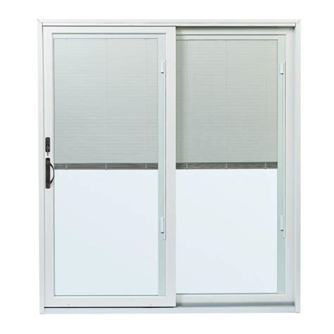 andersen 70 1 2 in x 79 1 2 in 200 series right perma shield gliding patio door with
