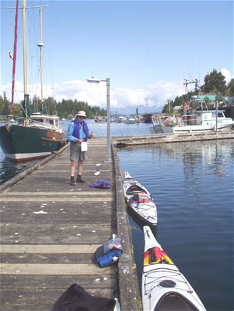 Public Boat Launch Vancouver by Sea Kayaking Vancouver Island Deer Group Islands