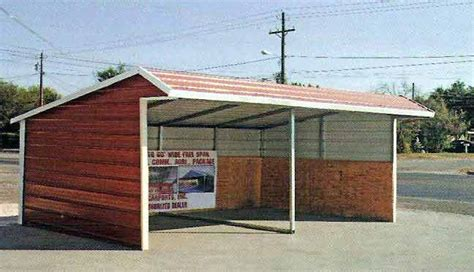 steel carports and metal sheds
