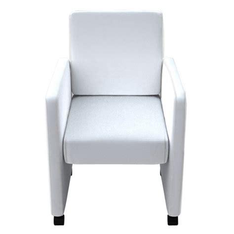 la boutique en ligne fauteuil 224 roulettes blanc lot de 4 vidaxl fr