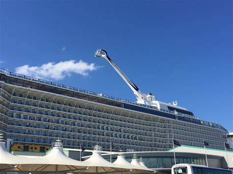 Cruise Review Anthem Of The Seas Royal Caribbean