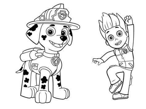 pat patrouille 29 dessins anim 233 s coloriages 224 imprimer