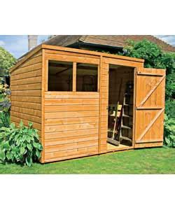 6 x 8 foot wooden shed 8x8 wood shed colorado famin