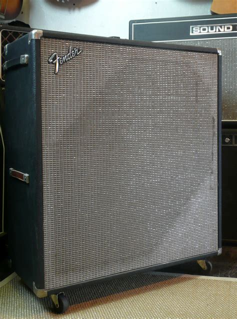 fender bassman 2x15 cab 1974 for sale guitars