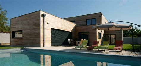 5 raisons de construire une maison en bois habitatpresto