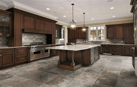 Most Popular Kitchen Flooring Design Ideas Home Office Furniture Orange County At Online Desk Wood Albany White Discount Depot Patio On Sale Pinterest Decor