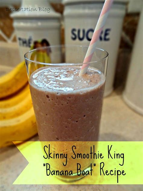 Smoothie King Banana Boat Ingredients by 100 Smoothie King Recipes On Pinterest Strawberry Juice
