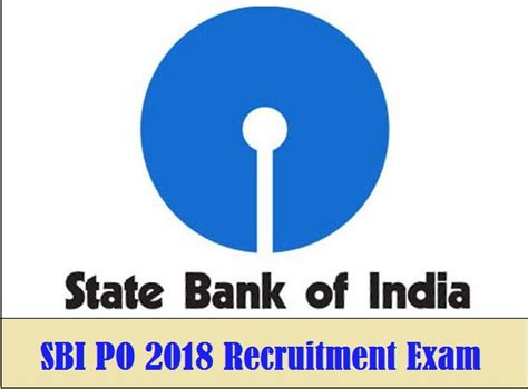 Sbi Po Admit Card 2018 Call Letterhall Ticket Download Prelims & Mains Exam