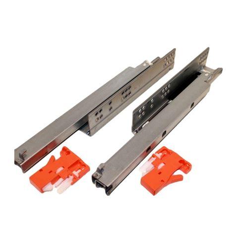 dresser drawer slides bottom mount 22 in mount soft extension drawer slide