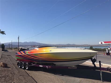 Boat Mechanic Las Vegas by 2005 29 Shockwave For Sale Rockstar Boats