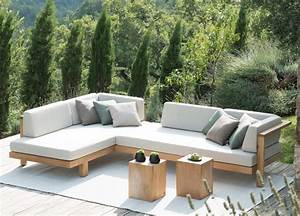 Lounge Sofa Outdoor : tribu pure corner garden sofa tribu furniture at go modern ~ Markanthonyermac.com Haus und Dekorationen