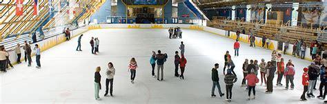 patinoire mairie de ouen