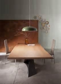 table 224 manger en bois naturel 224 pieds crois 233 s en acier design interieur et tables
