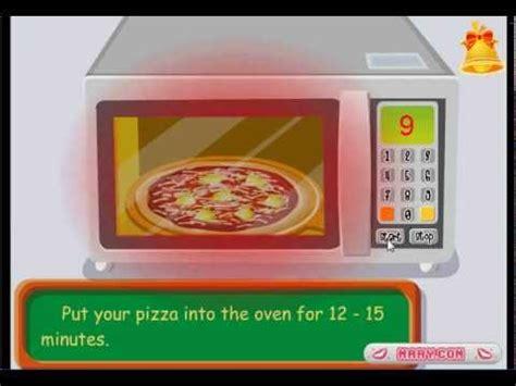 la pizza de tessa jeux de cuisine
